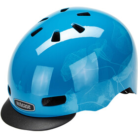 Nutcase Street MIPS Casque, inner beauty gloss